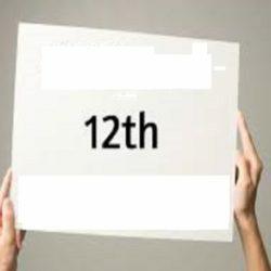 उत्तर प्रदेश बोर्ड 12 वीं मॉडल पेपर २०२1 UP Intermediate 12th Model Paper 2021